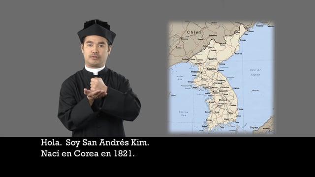 San Andrew Kim