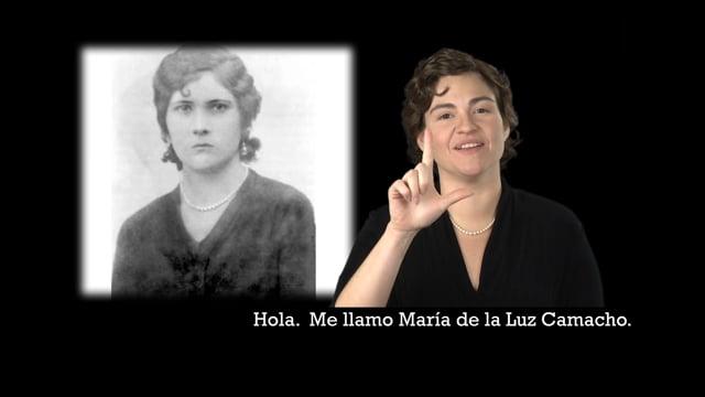 María de la Luz Camacho