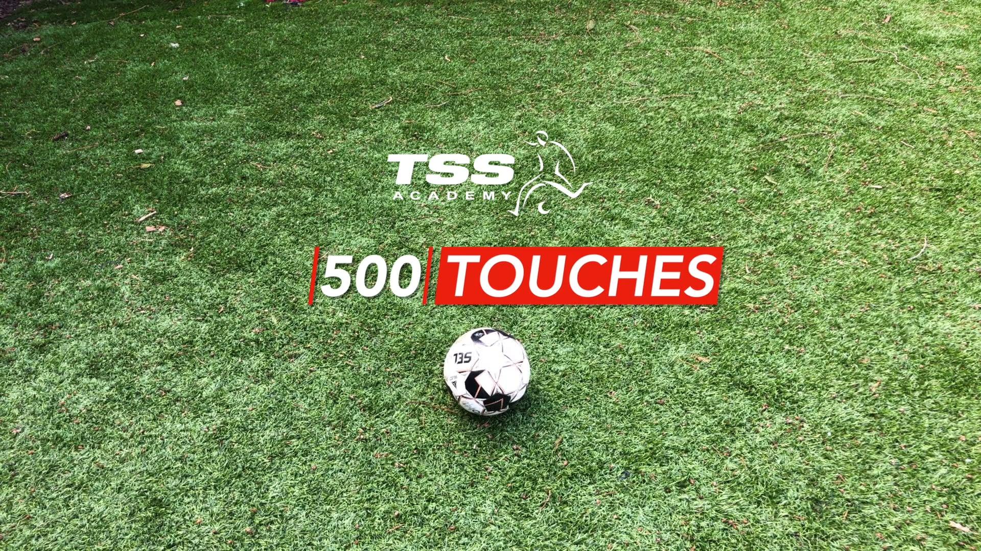 TSS 500 Touches