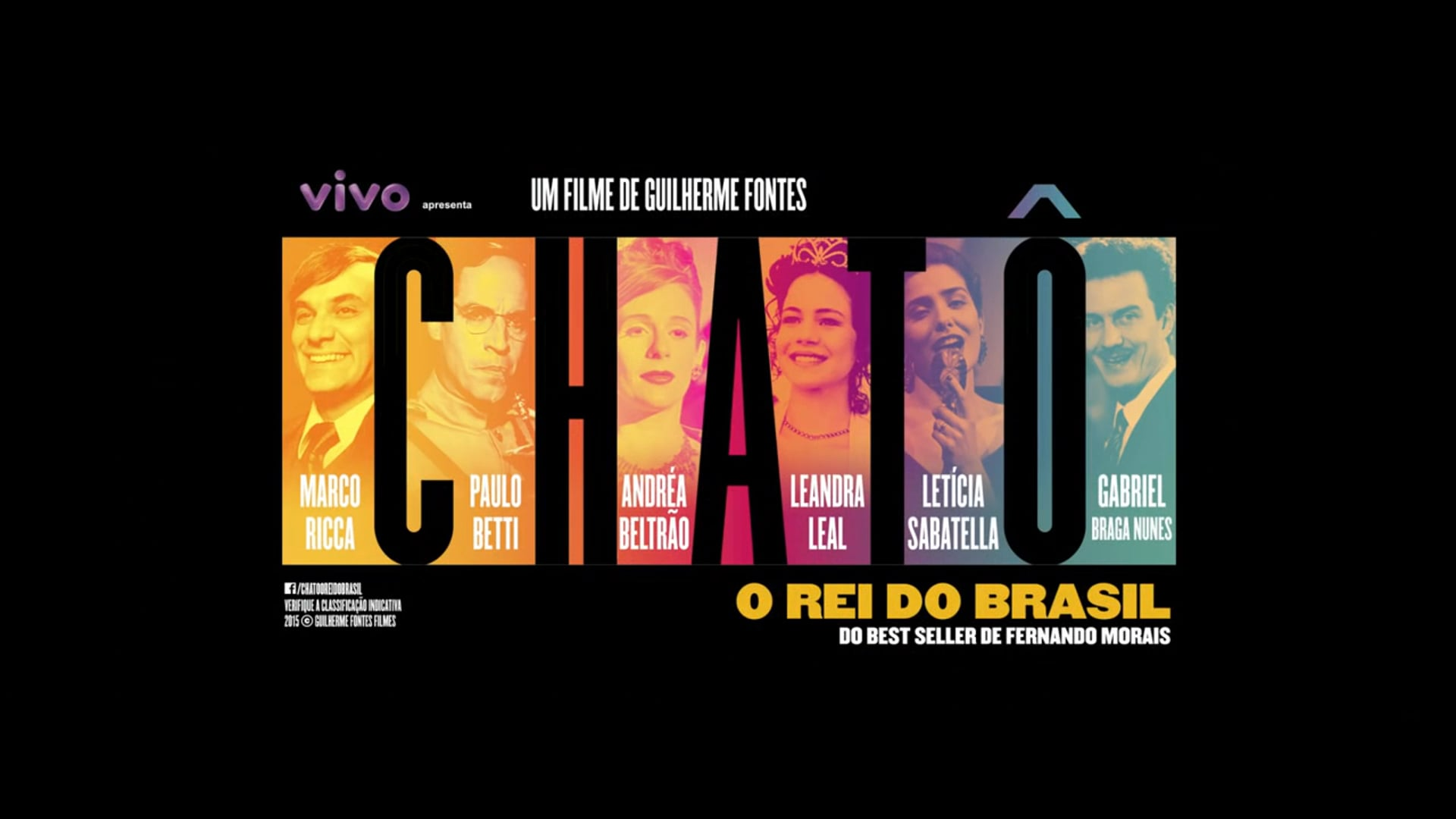 """Chatô, o Rei do Brasil"""
