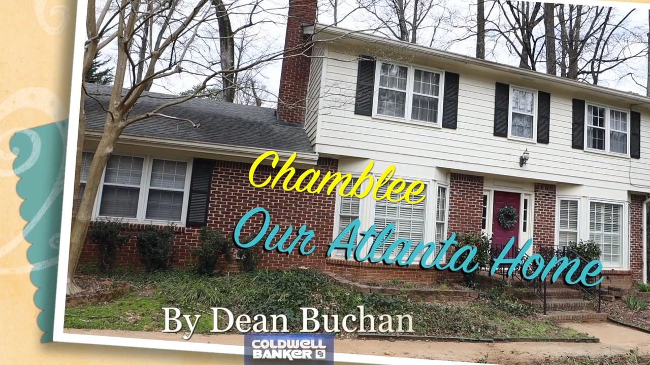 Our Atlanta Home - The Chamblee Charmer