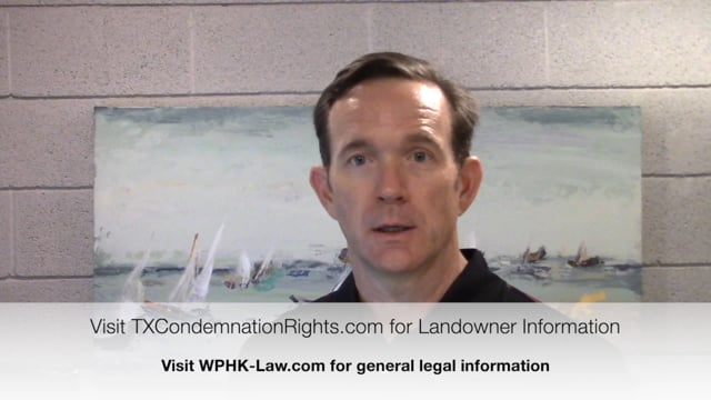 Oryx Midstream Pipeline Project - Attorney Philip Hundl