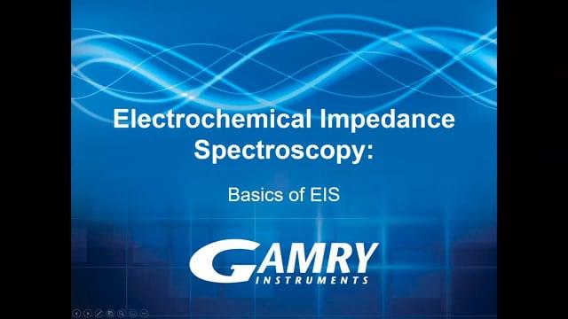 Basics of EIS