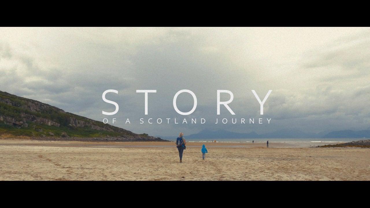 Story of a Scotland journey
