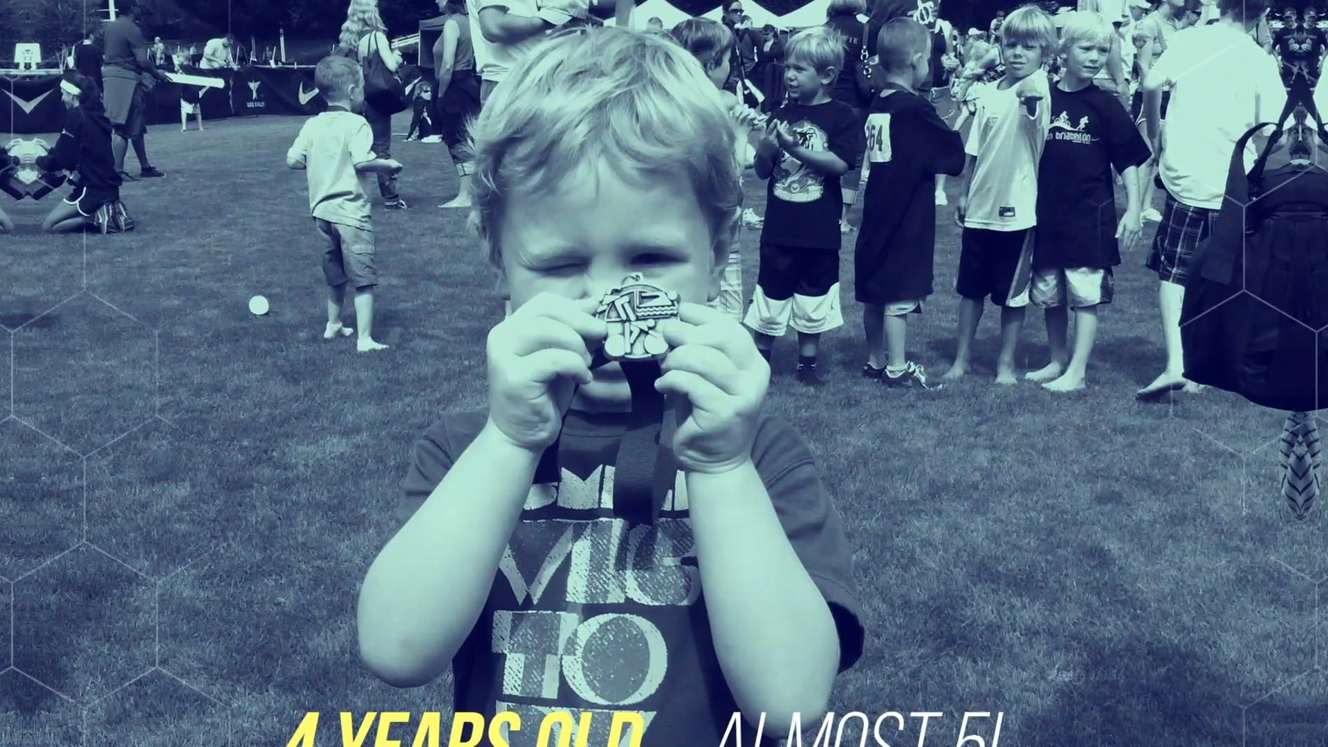 The 5 Year Old Triathlete