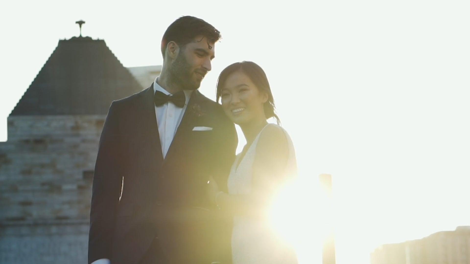 Amanda & Oli - Wedding Highlights Film (SOE music)