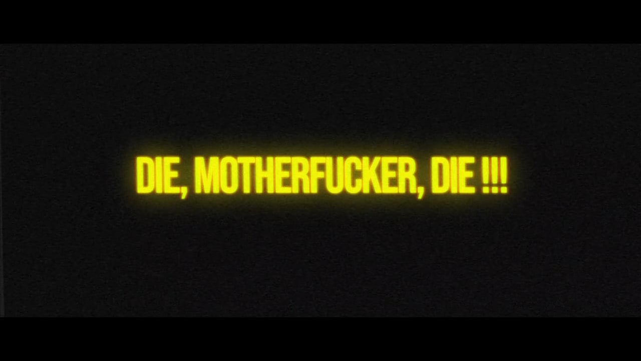 APPLE JELLY / Die, Motherfucker ! Die !!! [VIDEO CLIP