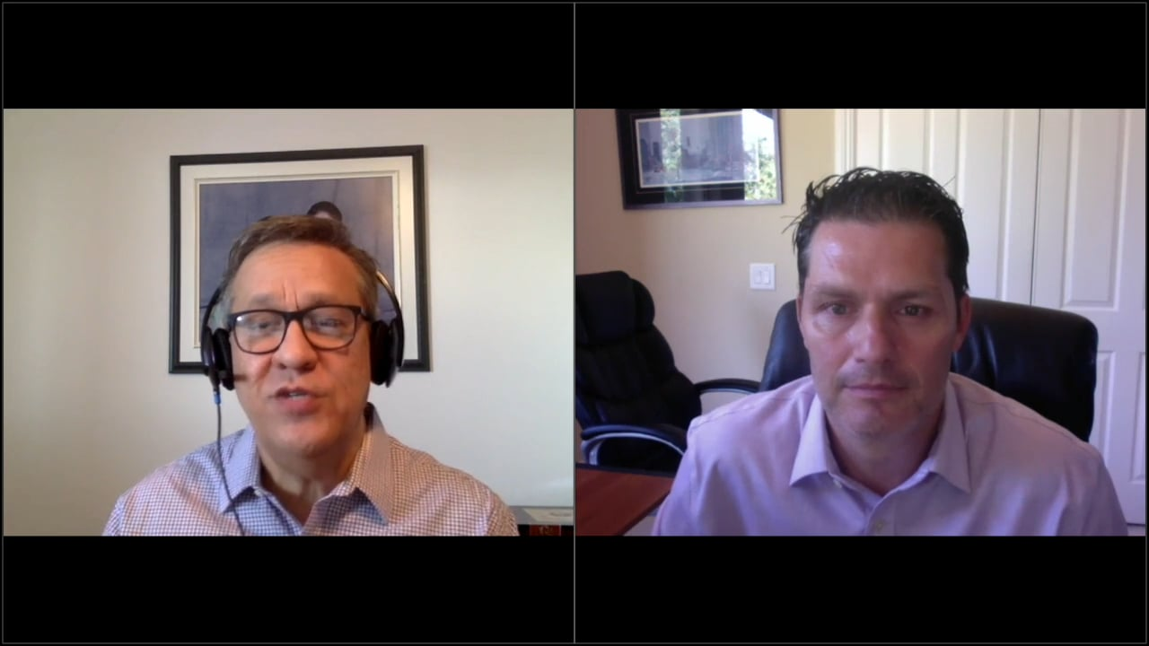 Jay McBain and Julian Lee talk about the channel navigating the pandemic