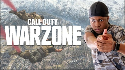 Trying To Get Dubs in Call Of Duty WARZONE! - Stream Replay