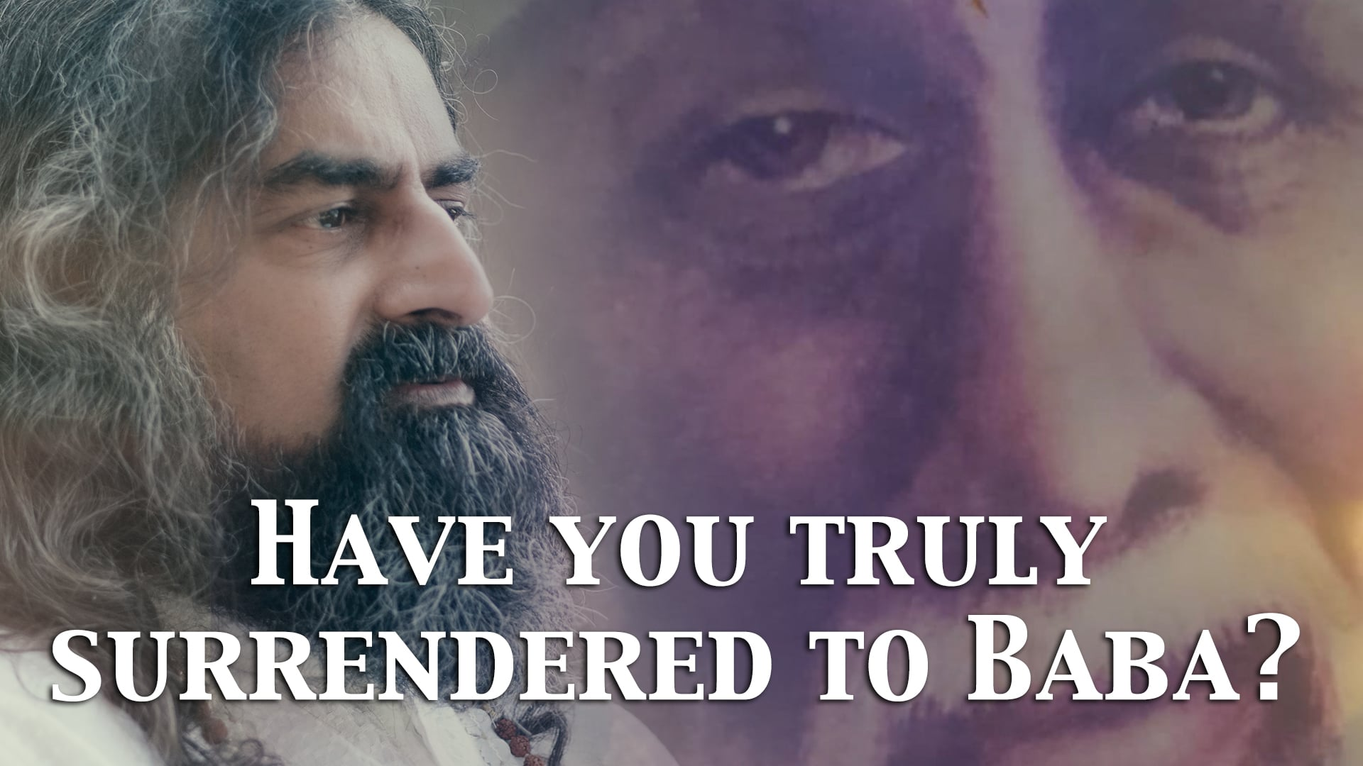 Have You truly Surrendered to Sai Baba?