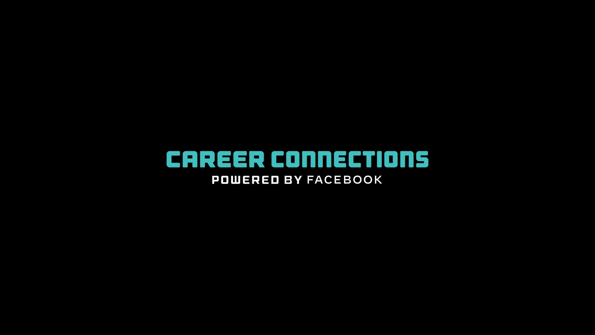 Facebook: What Does Your Career Sound Like (Final)