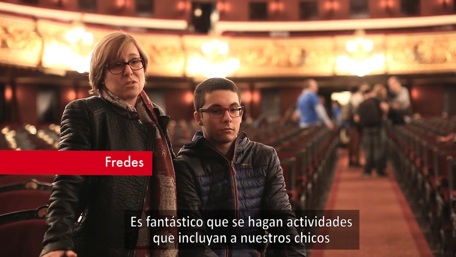 El Liceu presenta su Proyecto Social