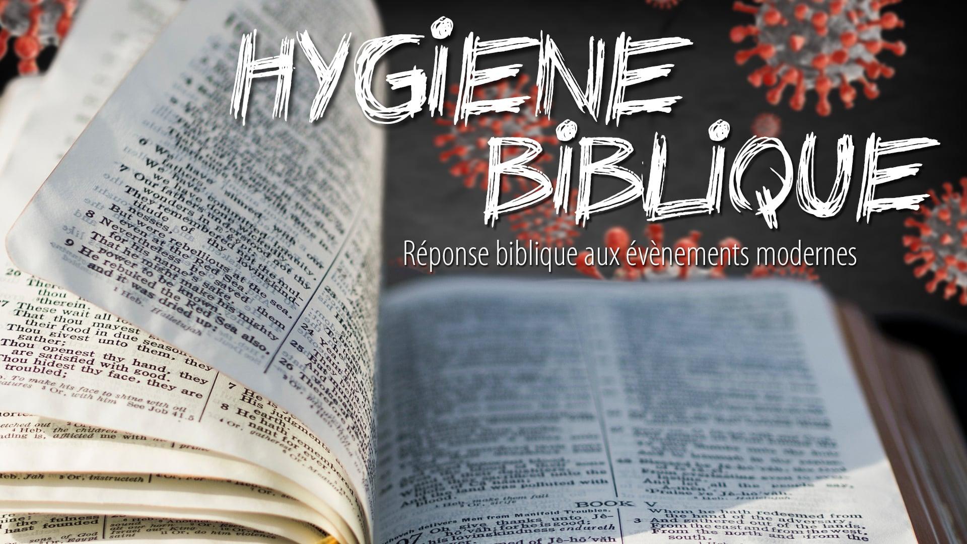 Hygiène biblique pt.1
