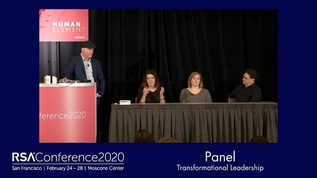 Panel - Transformational Leadership