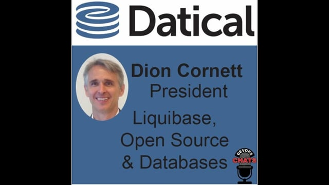EP 275: Liquibase, Open Source & Databases w Dion Cornett, President, Datical