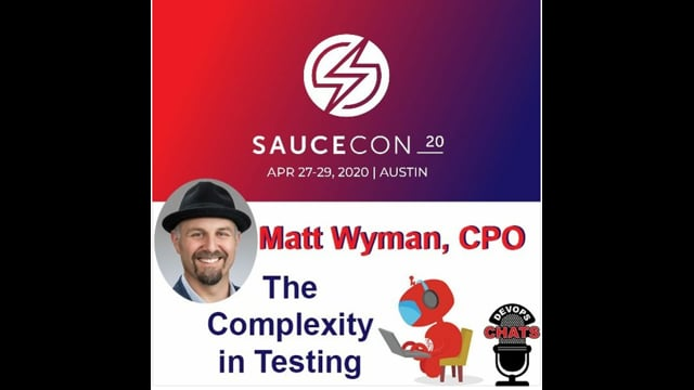 EP 274: Solving Complexity in Continuous Testing  Matt Wyman