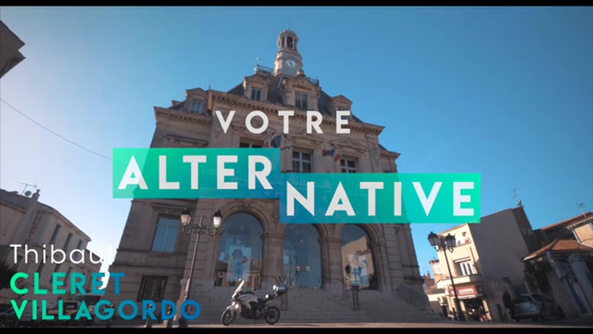 DRONE-OPS - Campagne électorale de Frontignan de Thibaut Cléret
