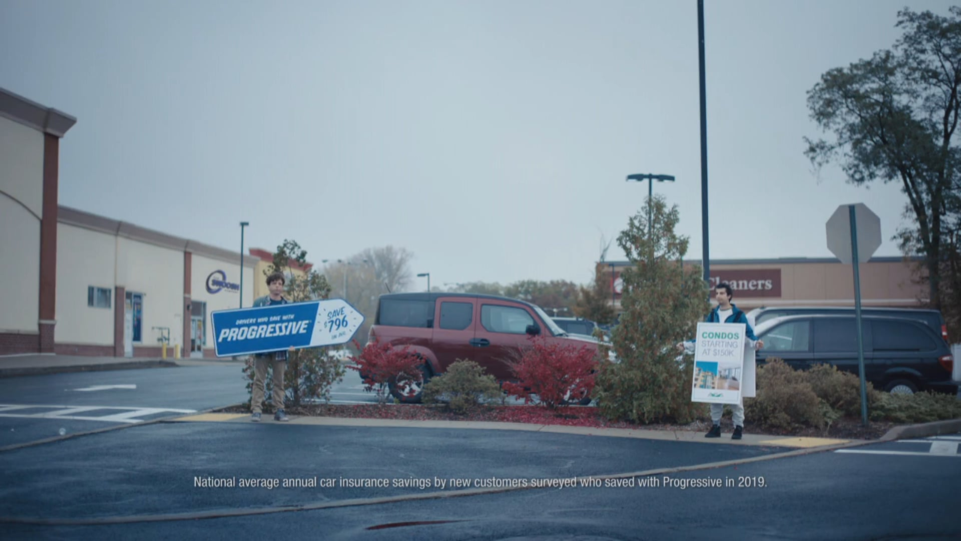 Sign Spinner: Competitors