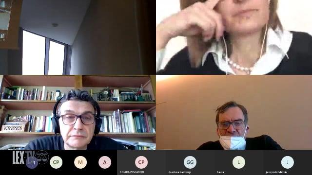 27/3/2020, Il Consiglio dell'Ordine c'è e continua a lavorare, a fianco degli avvocati fiorentini