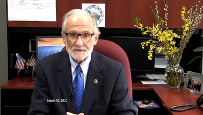 Thumbnail of video Message from the Mayor: 03/30/2020