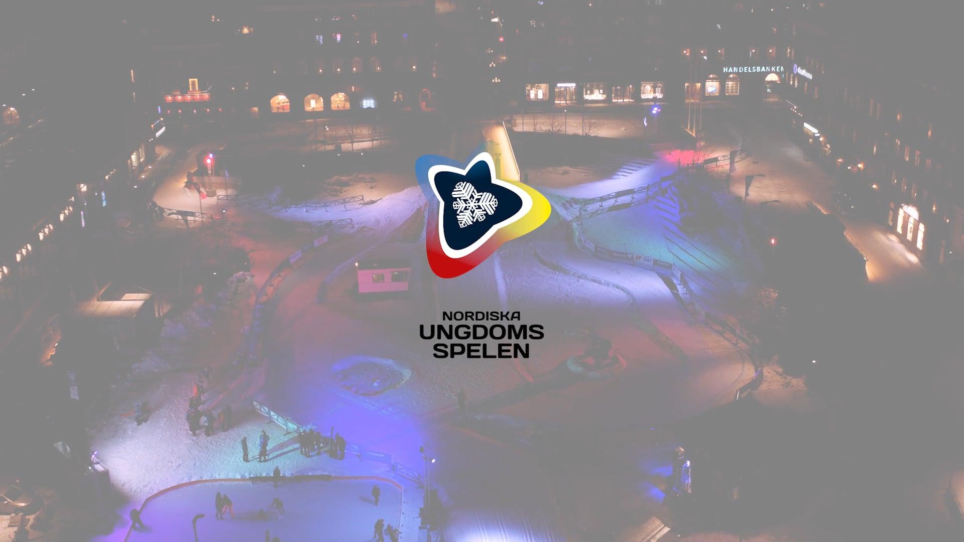 Nordiska Ungdomsspelen 2020 - Rörelseglädje!