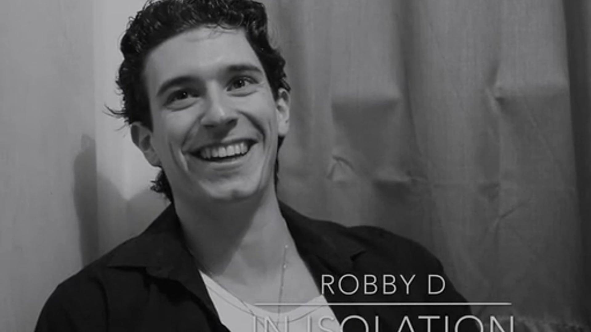 In Isolation - Short Film/Interview (2020)