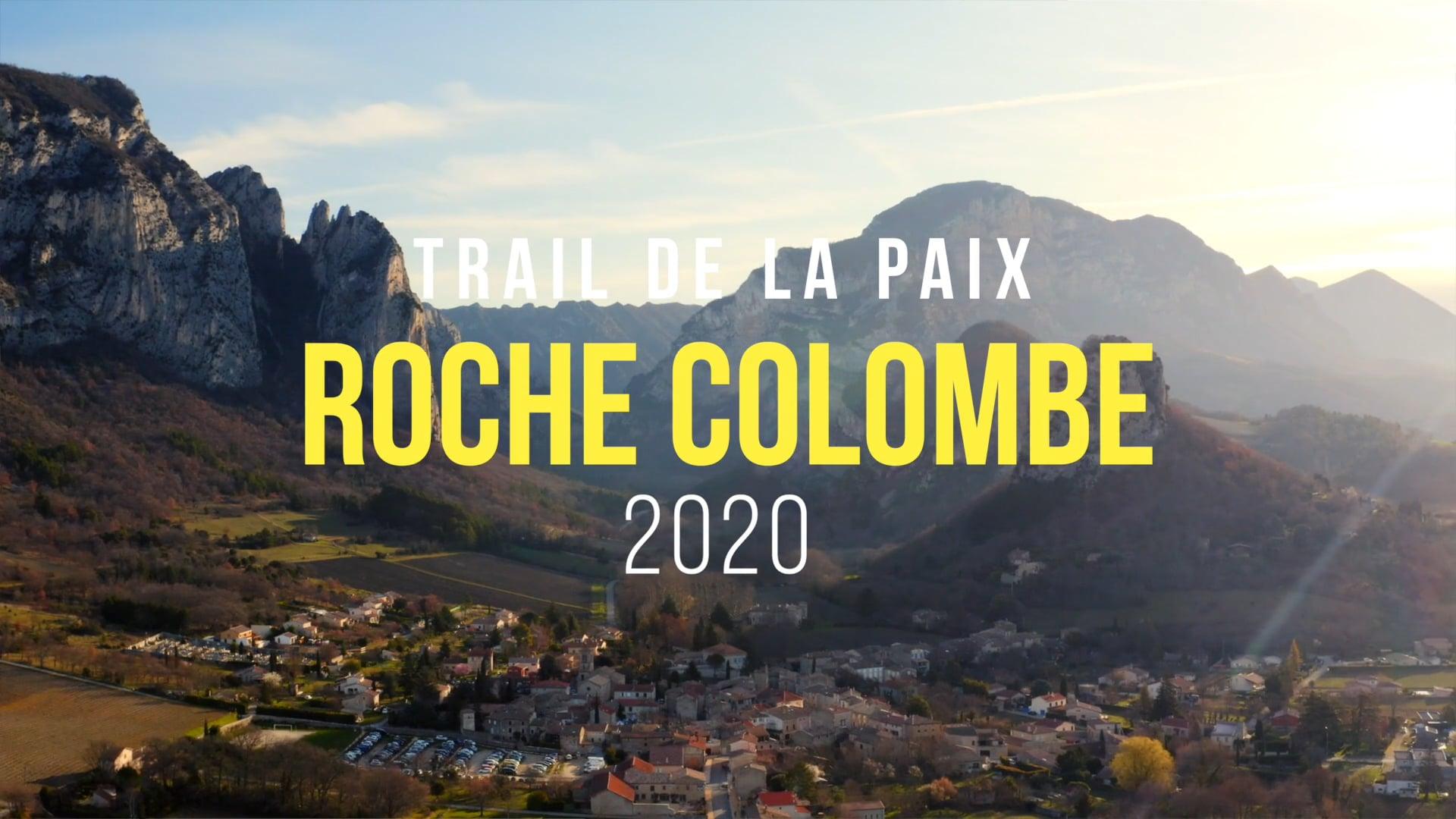 Trail de la paix Roche Colombe 2020