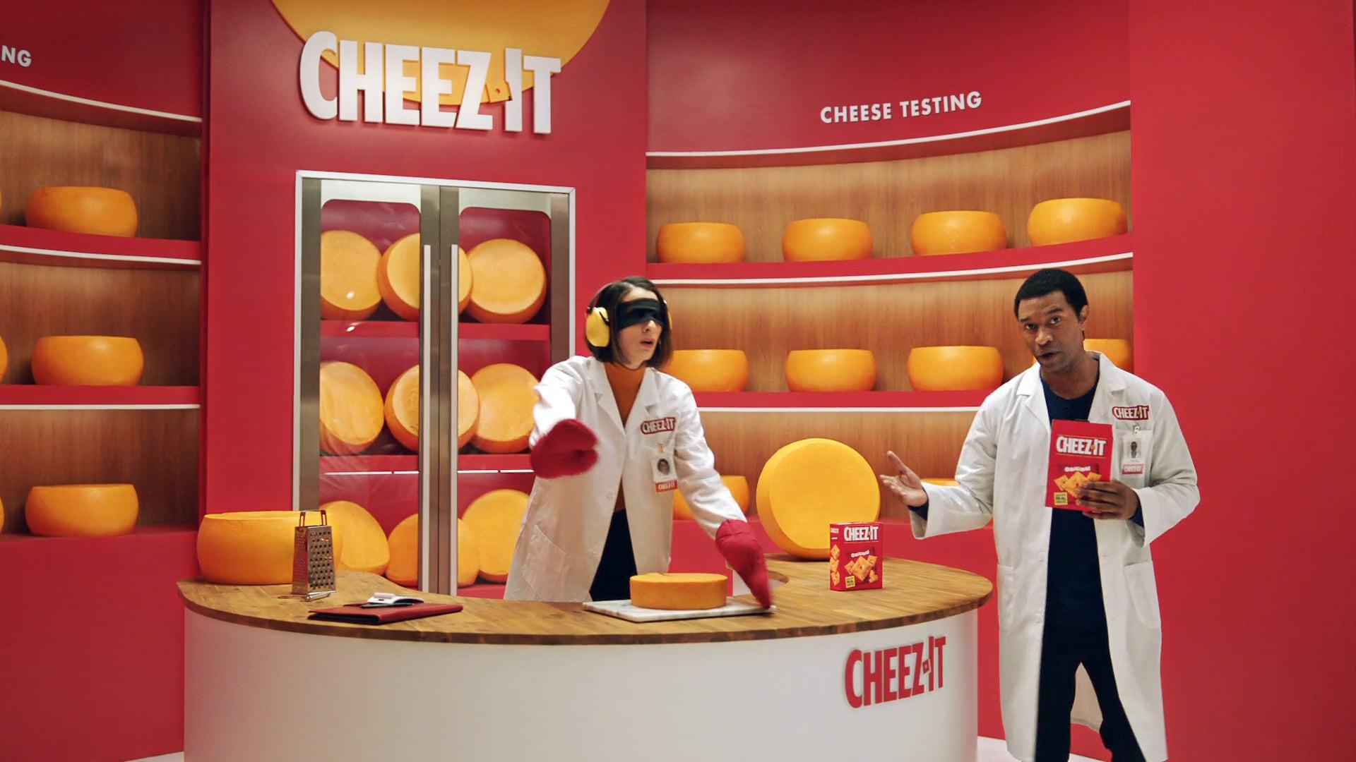 Cheez-It Connoisseurs
