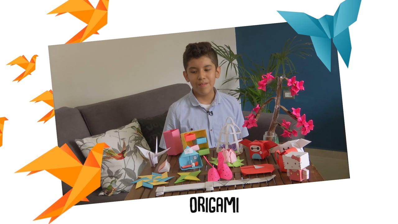A mi me gusta: El Origami