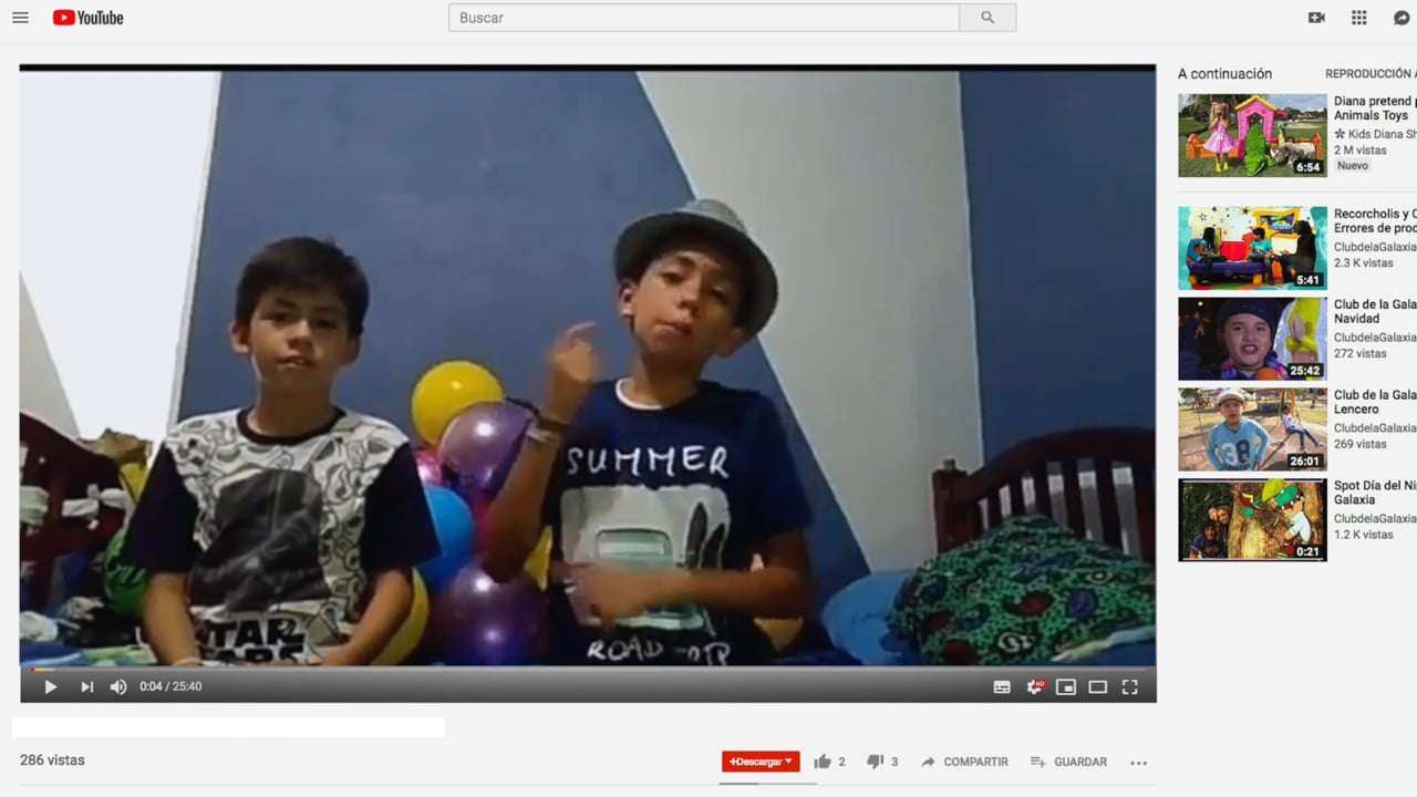 A mi me gusta: Ser YouTuber