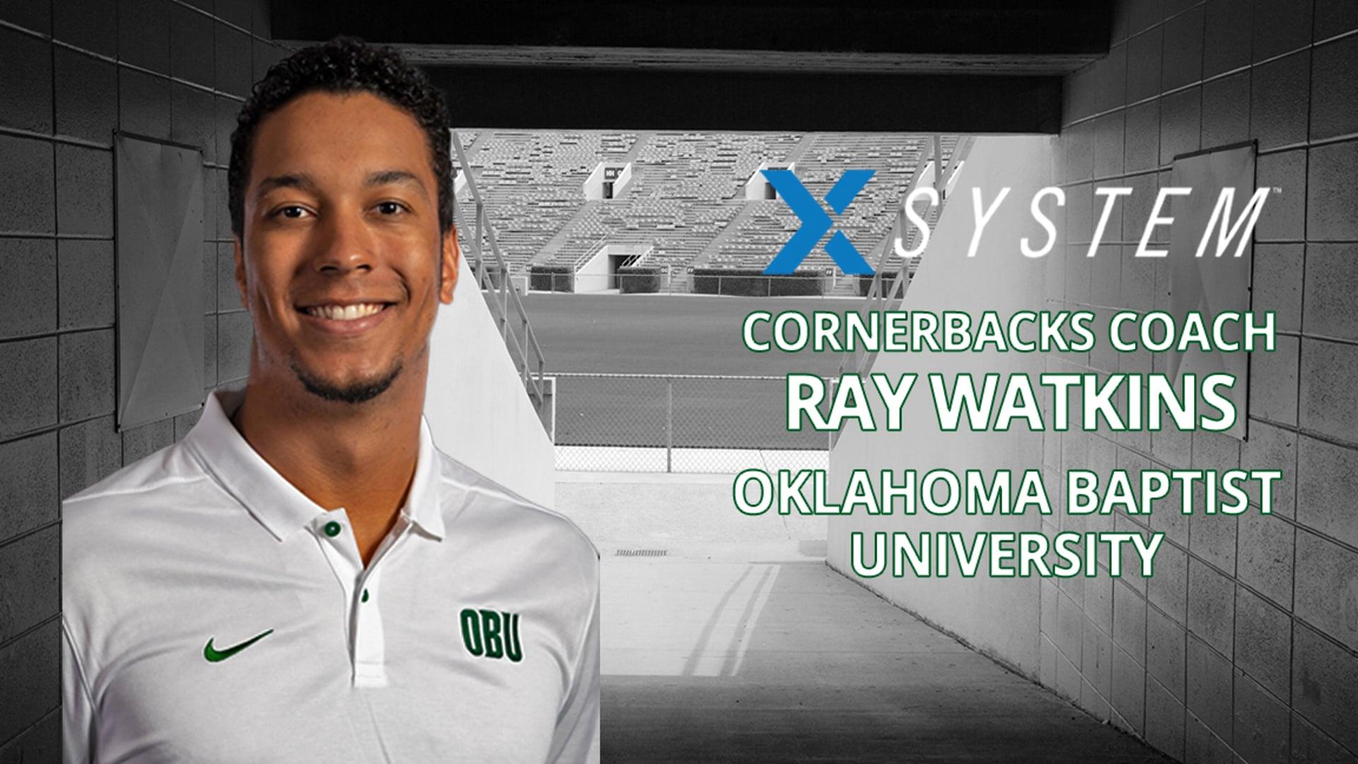 X-System: Ray Watkins, Oklahoma Baptist University