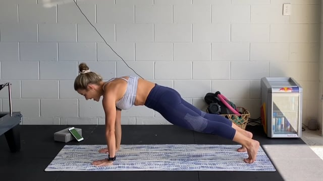 30min interval ab workout