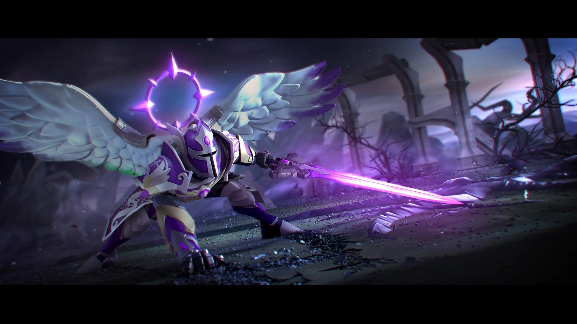 Ubisoft / Might & Magic Elemental Guardians / Dark&Ligth Reveal