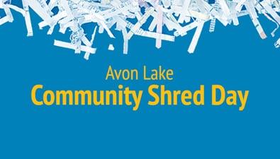 Thumbnail of video Community Shred Day PSA