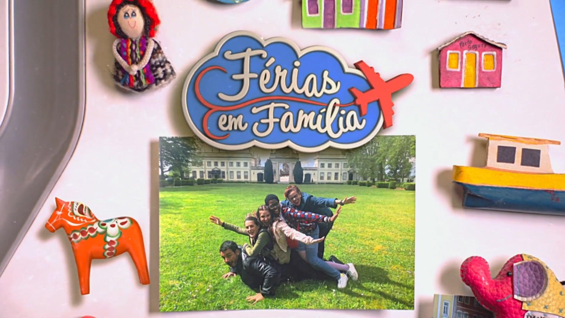 FERIAS EM FAMILIA / TEASER SEASON 1 / PORTUGAL