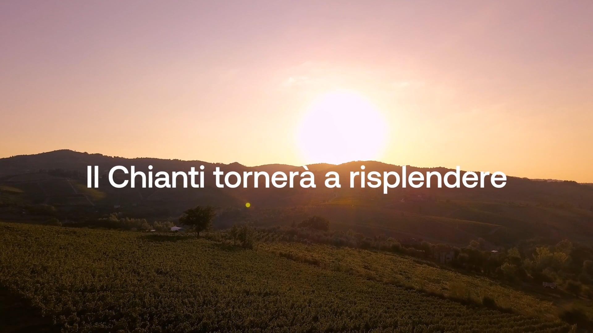 IL CHIANTI TORNERA' A RISPLENDERE