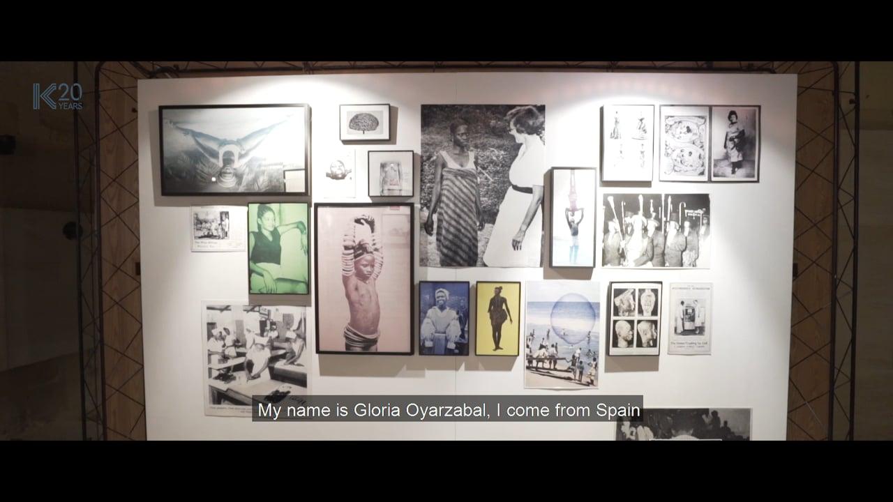 Art + Feminism Gloria Oyarzabal