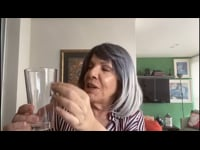 Maratona do confinamento - Beba água poderosa