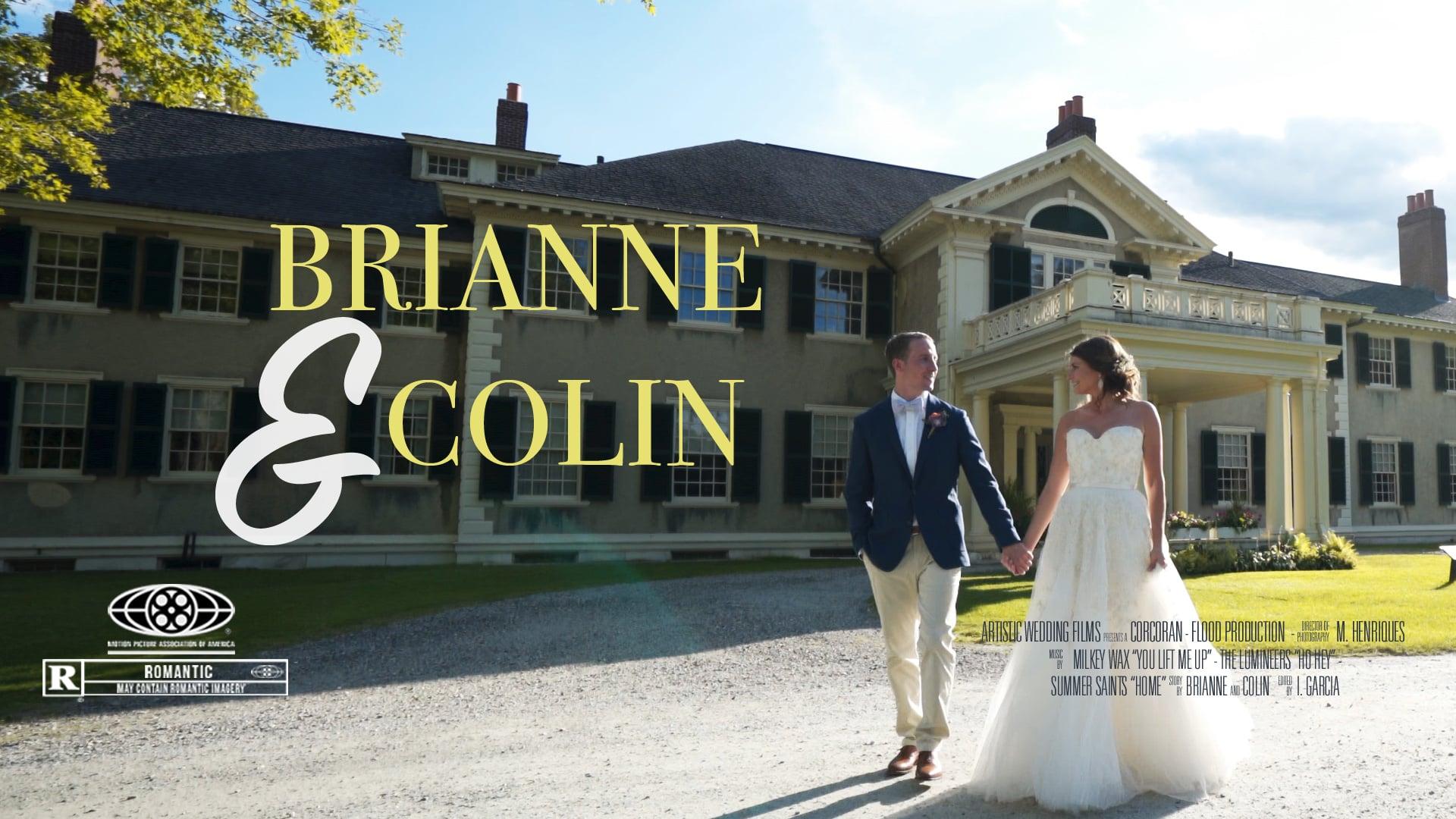 Hildene, The Lincoln Family Home Wedding // Brianne & Colin's Short Film // Vermont Destination Wedding
