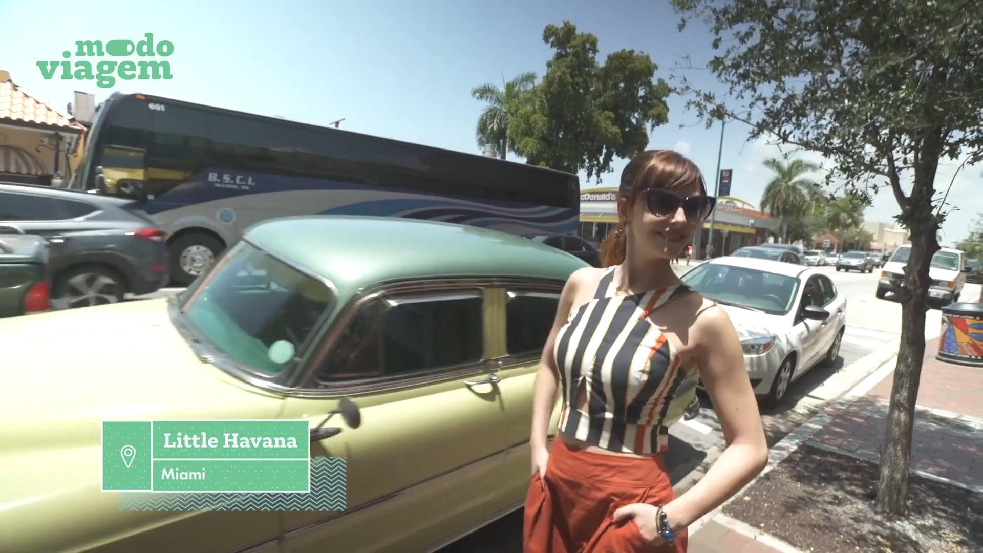 S01 EP01 - Modo Viagem / Miami: Onde Comer Barato