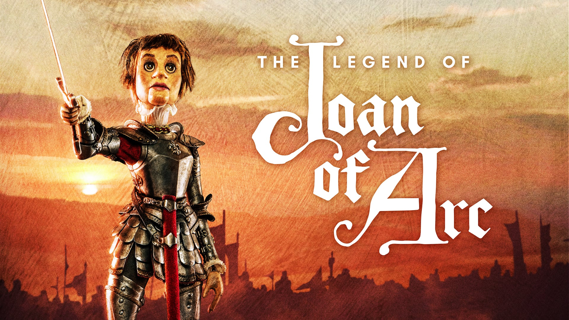 The Legend of Joan of Arc - Final Trailer