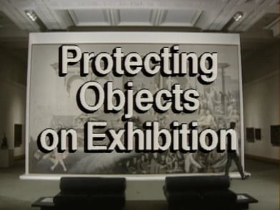 Preventive Conservation in Museums - Protecting Objects on Exhibition (8/19)