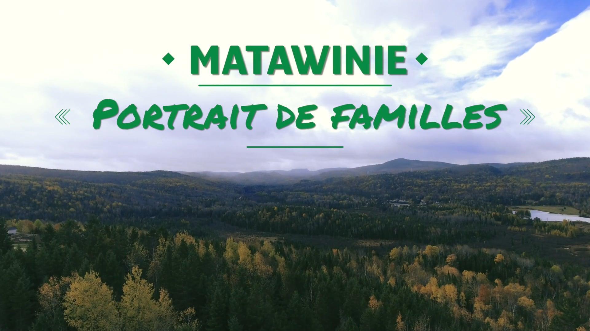 MRC MATAWINIE (CAPSULE FAMILLES)