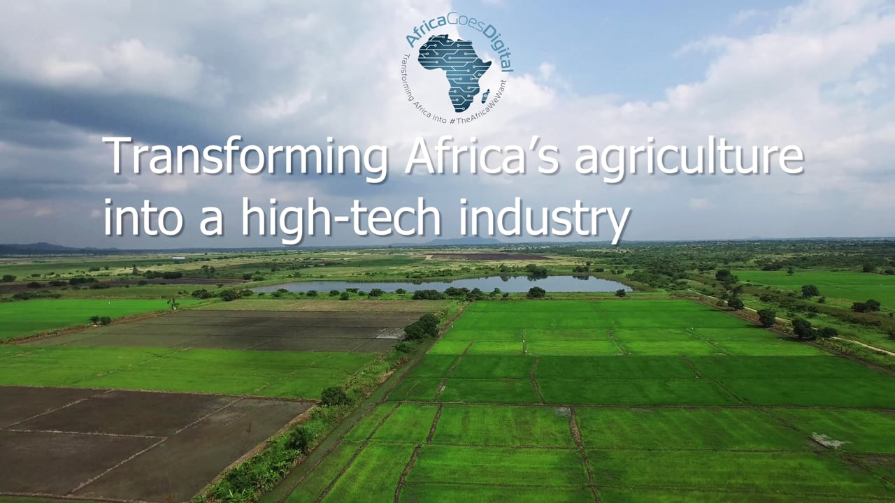 Africa Goes Digital - Transforming Africa into #TheAfricaWeWant
