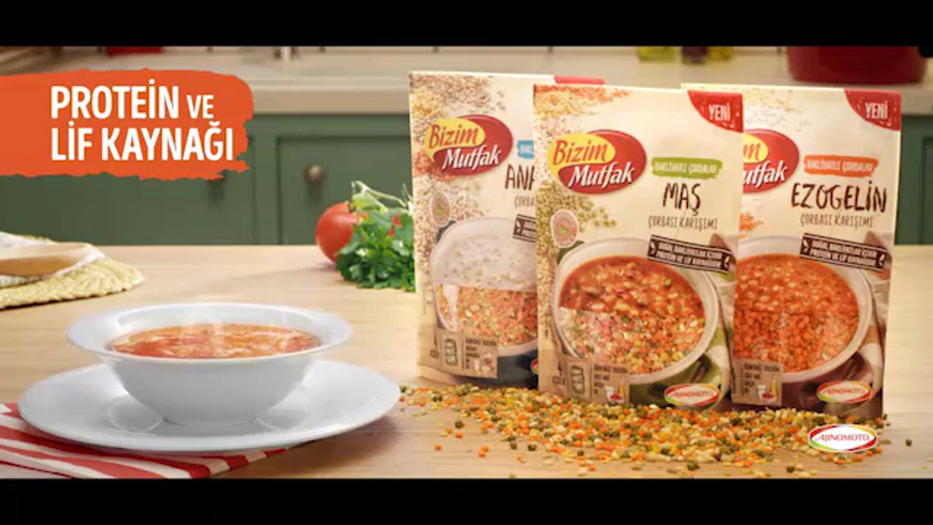 Bizim Mutfak 'Organic Soups'