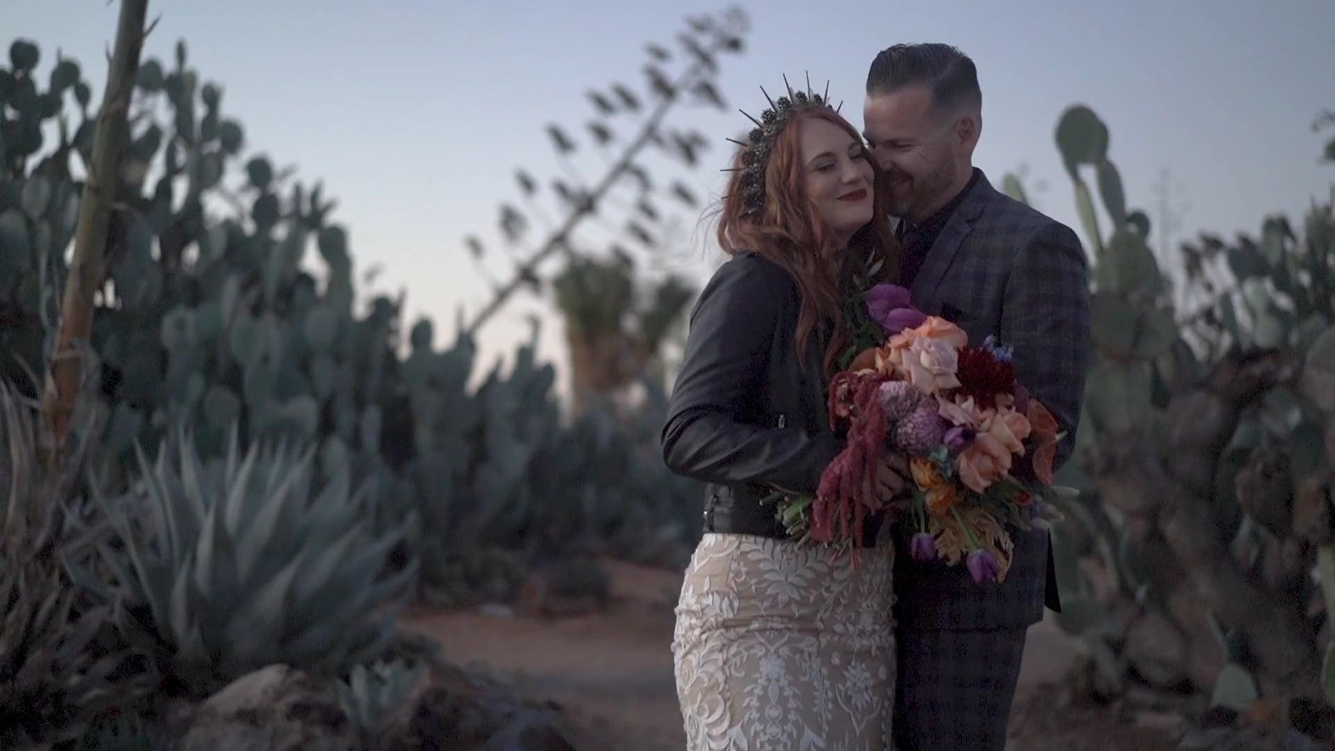 Gaz & Cash Wedding Highlights