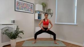 Mat Pilates/Fitness Circuit