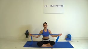 Upper Body focus ( with band)