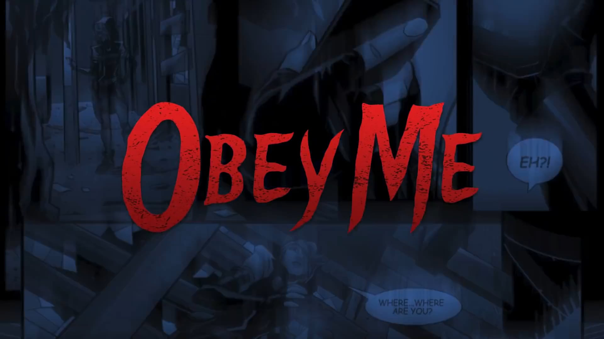 Obey Me | Dynamite Comics