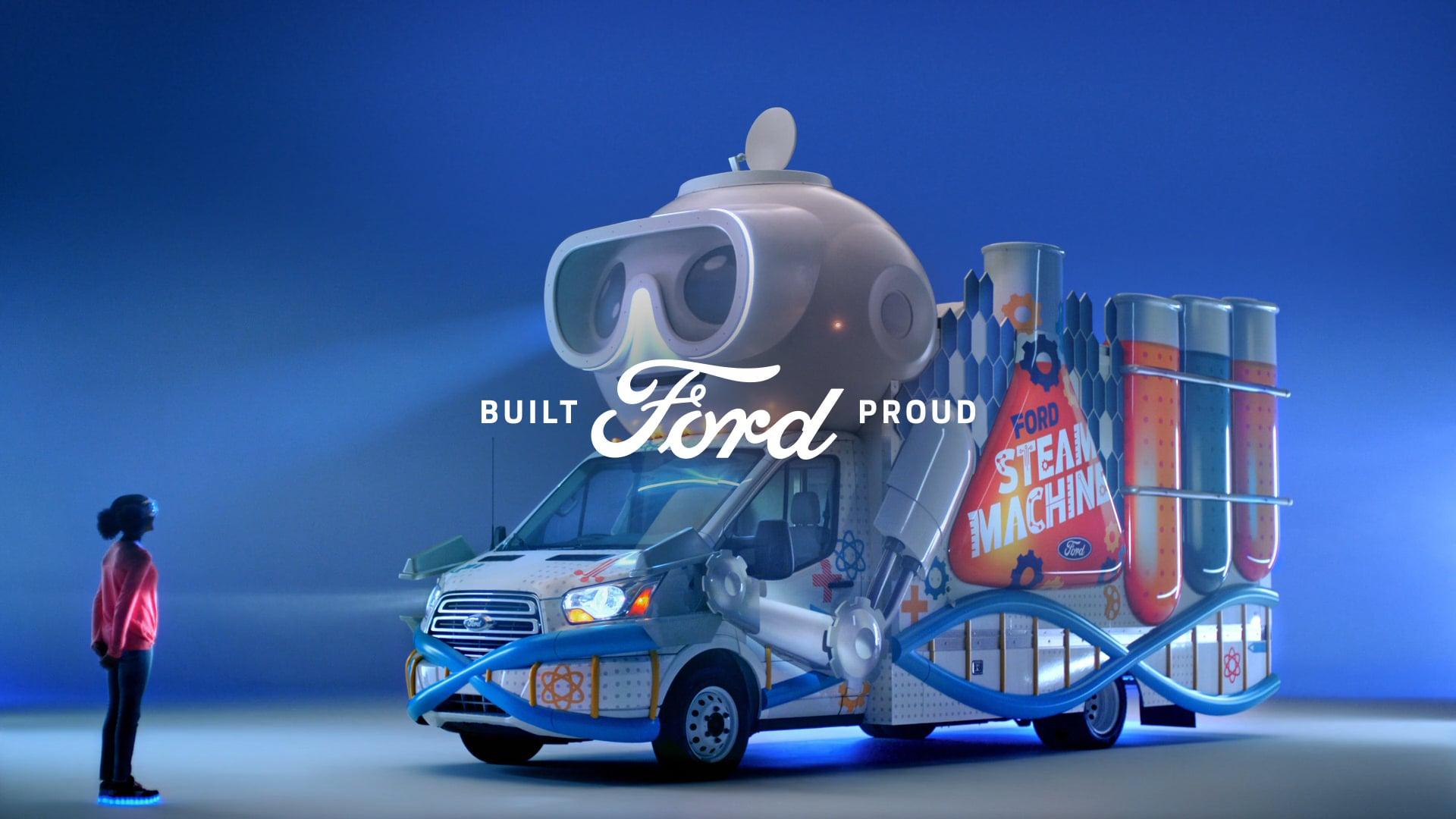 Ford | GTB